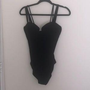 ATHLETA black swimsuit